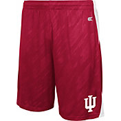 Colosseum Athletics Men's Indiana Hoosiers Crimson Sleet Performance Shorts