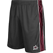 Colosseum Athletics Men's New Mexico State Aggies Grey Layup Shorts