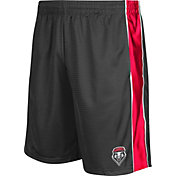 Colosseum Athletics Men's New Mexico Lobos Grey Layup Shorts