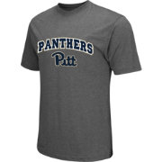 Colosseum Athletics Men's Pittsburgh Panthers Grey Classic T-Shirt