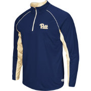 Colosseum Athletics Men's Pittsburgh Panthers Blue Airstream Quarter-Zip Windshirt