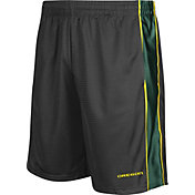 Colosseum Athletics Men's Oregon Ducks Grey Layup Shorts
