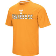 Colosseum Athletics Men's Tennessee Volunteers Tennessee Orange Pique Performance T-Shirt