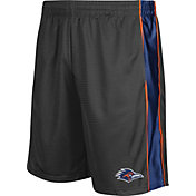 Colosseum Athletics Men's Texas San Antonio Roadrunners Grey Layup Shorts