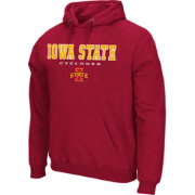 Colosseum Athletics Men's Florida State Seminoles Garnet Performance Fleece Pullover Hoodie