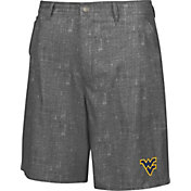 Chiliwear Men's West Virginia Mountaineers Grey Match Play Short