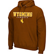 Colosseum Athletics Men's West Virginia Mountaineers Blue Performance Fleece Pullover Hoodie