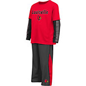 Colosseum Athletics Toddler Louisville Cardinals Cardinal Red Xenon Set