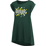 Colosseum Athletics Girls' Oregon Ducks Green Toddler Daisy Dress
