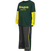 Colosseum Athletics Toddler Oregon Ducks Green Xenon Set