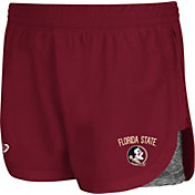 Colosseum Athletics Women's Florida State Seminoles Garnet Runaway Shorts