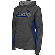Colosseum Athletics Women's Pittsburgh Panthers Grey Performance Hoodie