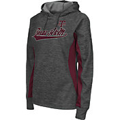 Colosseum Athletics Women's Texas A&M Aggies Grey Performance Hoodie