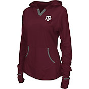 Colosseum Athletics Women's Texas A&M Aggies Maroon Sprinter Pullover Hoodie