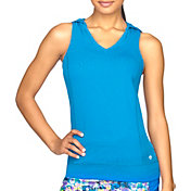 Colosseum Women's Warm Up Sleeveless Hoodie
