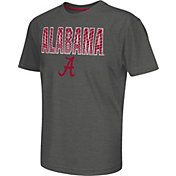 Colosseum Athletics Youth Alabama Crimson Tide Grey Position T-Shirt