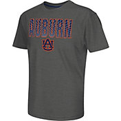 Colosseum Athletics Youth Auburn Tigers Grey Position T-Shirt