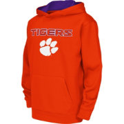 Colosseum Athletics Youth Clemson Tigers Orange Performance Hoodie