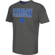 Colosseum Athletics Youth Kentucky Wildcats Grey Position T-Shirt