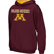 Colosseum Athletics Boys' Minnesota Golden Gophers Maroon Poly Fleece Hoodie