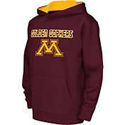 Colosseum Athletics Youth Minnesota Golden Gophers Maroon Performance Hoodie