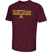 Colosseum Athletics Youth Minnesota Golden Gophers Maroon Sleet Performance T-Shirt
