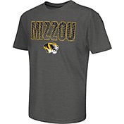 Colosseum Athletics Youth Missouri Tigers Grey Position T-Shirt