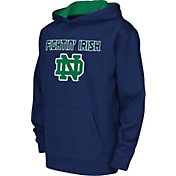 Colosseum Athletics Youth Notre Dame Fighting Irish Navy Performance Hoodie