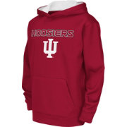 Colosseum Athletics Youth Indiana Hoosiers Crimson Performance Hoodie