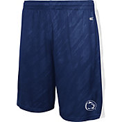 Colosseum Athletics Youth Penn State Nittany Lions Blue Sleet Performance Shorts