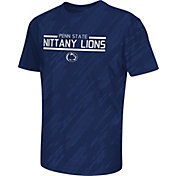 Colosseum Athletics Youth Penn State Nittany Lions Blue Sleet Performance T-Shirt