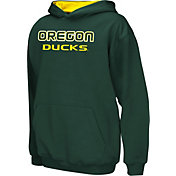 Colosseum Athletics Boys' Oregon Ducks Green Poly Fleece Hoodie