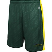 Colosseum Athletics Youth Oregon Ducks Green Sleet Performance Shorts