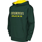 Colosseum Athletics Youth Oregon Ducks Green Performance Hoodie
