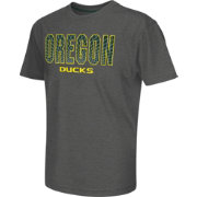 Colosseum Athletics Youth Oregon Ducks Grey Position T-Shirt