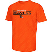 Colosseum Athletics Youth Oregon State Beavers Sleet Performance Black T-Shirt