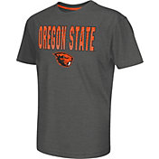 Colosseum Athletics Youth Oregon State Beavers Grey Position T-Shirt