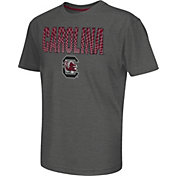 Colosseum Athletics Youth South Carolina Gamecocks Grey Position T-Shirt