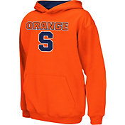 Colosseum Athletics Boys' Syracuse Orange Poly Fleece Orange Hoodie