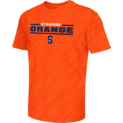 Colosseum Athletics Youth Syracuse Orange Blue Sleet Performance T-Shirt