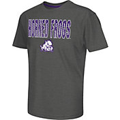 Colosseum Athletics Youth TCU Horned Frogs Grey Position T-Shirt