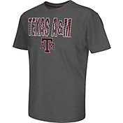 Colosseum Athletics Youth Texas A&M Aggies Grey Position T-Shirt