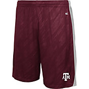 Colosseum Athletics Youth Texas A&M Aggies Maroon Sleet Performance Shorts