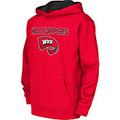 Colosseum Athletics Youth Western Kentucky Hilltoppers Red Poly Fleece Hoodie