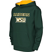 Colosseum Athletics Youth Wright State Raiders Green Performance Hoodie