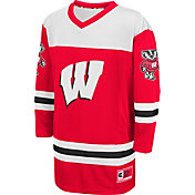 Wisconsin Badgers Jerseys