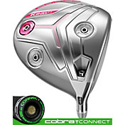 Cobra Women's KING F7 Driver – Silver