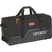 CCM 270 Player Basic Wheeled Hockey Bag
