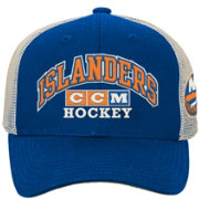 CCM Youth New York Islanders Structured Adjustable Snapback Hat