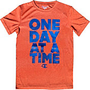 Champion Boys' One Day At A Time Graphic T-Shirt